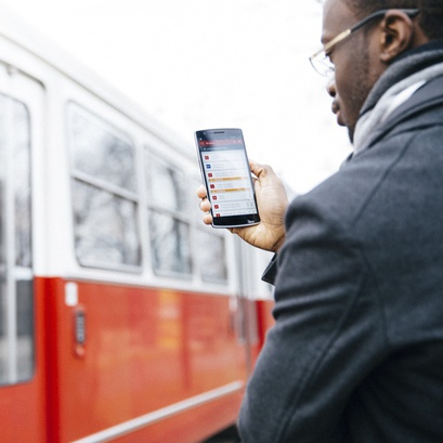 Mobile Tickets | Tickets | Passenger Information | Wiener Linien