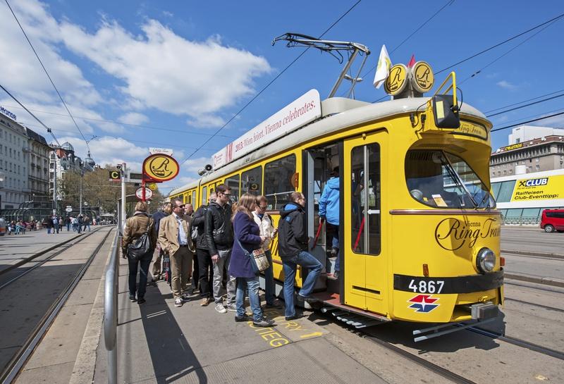 Ring tram wien fahrzeiten