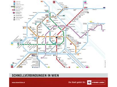 Linienkreuz U2xu5 Linienkreuz U2xu5 Netzausbau Unternehmen